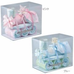 ベビー用品 出産メモリアルプチおむつギフト トレイン おむつMサイズ/OC-TR-2079