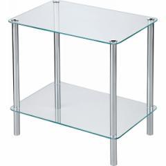 ガラス棚ガラスラック家具 インテリア