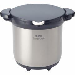 鍋真空保温調理器シャトルシェフ(20cm・4.5l) サーモス 生活雑貨 調理器具 キッチン用品