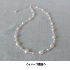 真珠ネックレス 淡水パールホワイト ベストセレクション レディースファッション 小物 アクセサリー