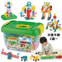 ブロック 知育玩具はじめてのセット2 ニューブロックおもちゃ ベビー キッズ/83156