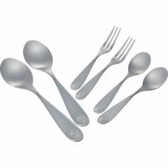フォーク スプーンシビラ グラバード リゾット6本セットカトラリー 食器 キッチン用品
