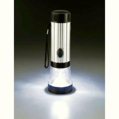 防災グッズ レインボーランタンライト(LED) 懐中電灯 粗品 景品/BL-650 名入れ可
