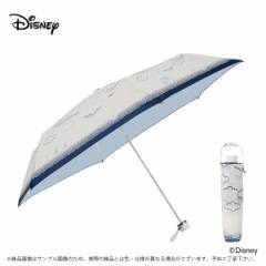 傘 レディース 晴雨兼用 50ドナルドダック アイランドデートディズニー キャラクター 手動式
