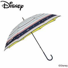 傘 レディース 晴雨兼用 50ドナルド マリンサーフディズニー キャラクター 手動式