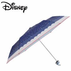 傘 レディース 晴雨兼用 50アリエル シーレースディズニー キャラクター 手動式