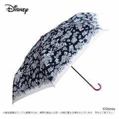 傘 レディース 雨傘 55ミニー ラブレターディズニー キャラクター 手動式