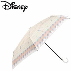 傘 レディース 雨傘 55アリエル ウロコディズニー キャラクター 手動式
