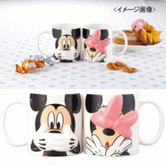 結婚祝い ディズニー ハイディングマグ ペア ミッキーマウス&ミニーマウス かわいい めおと プレゼント
