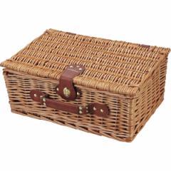 ピクニックバスケット お弁当 バスケット 箱 カゴ 食器 小物