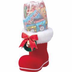 クリスマス イベントグッズクリスマス ブーツ 中 お菓子入お菓子