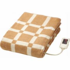 電気毛布電気掛敷毛布