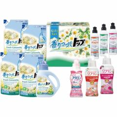 ライオン 香りつづくトップギフト洗濯洗剤 詰め替え 液体