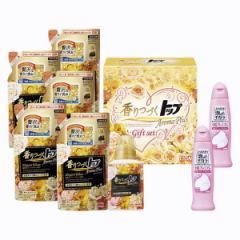 香りつづくトップアロマプラスギフト No30 ライオン 洗濯洗剤 ギフト 贈り物に最適