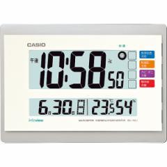 時計 カシオ 生活環境お知らせ電波時計 電波時計 電波