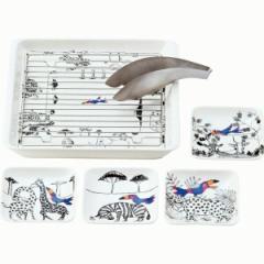 フライドディッシュセット揚げ物皿 角皿 小皿食器