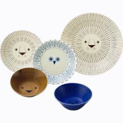 洋陶器 Mikke シェアランチセット 食器セット かわいい 動物