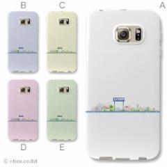 SC-04G Galaxy S6 edge ケース【docomo】★ラブリー☆sc04g_a02_814