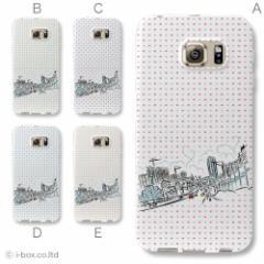 SC-04G Galaxy S6 edge ケース【docomo】★ラブリー☆sc04g_a02_831