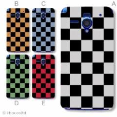 206SH AQUOS PHONE Xx/アクオスフォン ハードケース★チェック☆206sh_a08_009