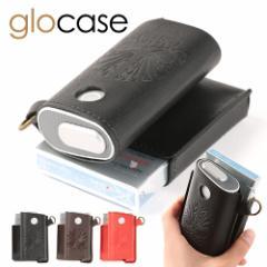 glo グロー ケース 電子タバコ 専用 カバー スカル ori_item038