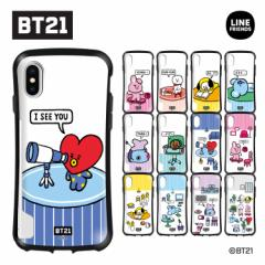 スマホケース BT21 iPhoneXs iPhoneXR iPhoneXsMax iPhoneX iPhone8 iPhone8Plus iPhone7 スマホカバーかわいい きれい ユニーク