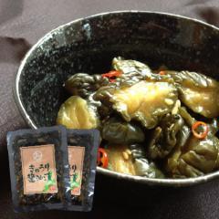 漬け物 宮崎産 きゅうりの醤油漬け 100g×2袋セット 生産量日本一 宮崎 きゅうり 醤油漬け 漬物 九州 ご飯の友 つけもの 送料無料