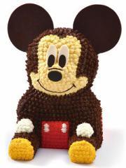 ディズニー/ミッキー3Dケーキ  <注意!送料別>