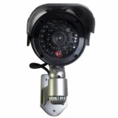 屋外用ダミーカメラ【ダミー】【LED点滅】【防犯カメラ】【監視カメラ】