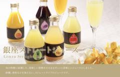 パティスリー 銀座千疋屋 銀座ストレートジュース B<10本>(PGS-129)