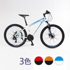 【GT600】自転車 マウンテンバイク MTB 2019新型モデル高級アルミ仕様 軽量ディスクブレーキ ZOOMサスペンション 21Technology