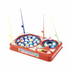 さかな釣りゲーム【ぐる〜んぐる〜んさかなつり(赤)】マルカ
