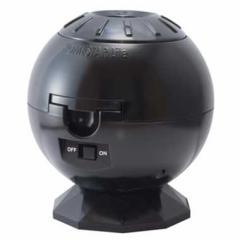 家庭用星空投影機(プラネタリウム)【ホームスターライト2 ブラック】セガトイズ