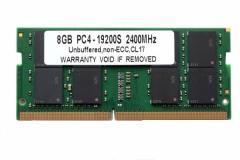 SODIMM 8GB PC4-19200 DDR4 2400 260pin CL17 PCメモリー
