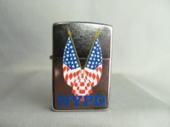 NYPD ジッポー Zippo オイルライター