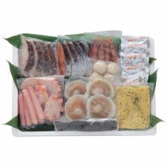 早割 お歳暮 惣菜 ギフト 送料無料 紅ずわいがに入り北の海鮮寄せ鍋セット(3〜4人前) / 総菜 レトルト ギフト 贈り物 セット 詰め合わせ