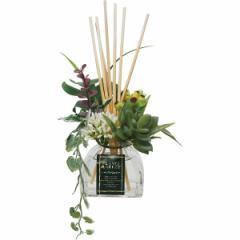 父の日 ギフト インテリア 送料無料 C-PLANT アレンジディフューザー (フレッシュシトラス)(665993) / 置物 花 プレゼント 内祝い 御祝い