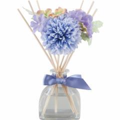 父の日 ギフト インテリア ロッタブーケ ディフューザー(ブルーブーケ)(665895) / 置物 花 プレゼント 内祝い 御祝い