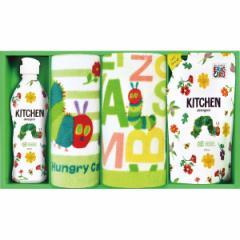 お歳暮 ギフト タオル 送料無料 はらぺこあおむし キッチン洗剤タオルセット(H-20AS) / タオルセット ギフトタオル 内祝い 御祝い