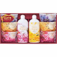 お中元 ギフト のしOK 石鹸 送料無料 日比谷花壇 フローラルボディソープセット(HFB-20) / 石けん セット 内祝い 御祝い 出産内祝い