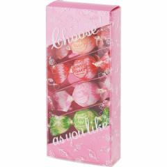 父の日 ギフト 贈り物 アマイワナ バスキャンディー4粒セット(ピンク)(089-13-004) / ファッション小物 インテリア 内祝い 誕生日