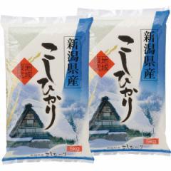 お中元 ギフト お米 送料無料 新潟県産 コシヒカリ(10kg) / お米 うるち米 ブランド米 食べ比らべ 食べ比べ セット 詰め合わせ 内