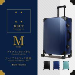 キャリーケース キャリーバッグ スーツケース Mサイズ 中型 送料無料 トランクケース USBコネクタ搭載 軽量 バッグ ハード フレームタイ