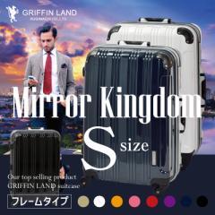 キャリーケース キャリーバッグ スーツケース 機内持ち込み Sサイズ 小型 送料無料 DL2100 ミラーKingdom