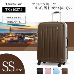 キャリーケース キャリーバッグ スーツケース 機内持ち込み SSサイズ 小型 送料無料 軽量 保証付 TSA1037-1