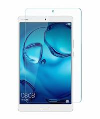 【送料無料】Huawei MediaPad M3 8.4 / NTT docomo dtab Compact d-01J ガラスフィルム 硬度9H ラウンド加工処理 飛散防止処理