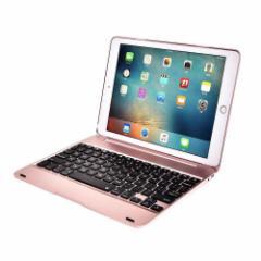 【送料無料】新商品 iPad 9.7(2018第6世代/2017第五世代)/Air1用/iPad Pro9.7/air2用 Bluetooth キーボードケースPCカバー☆