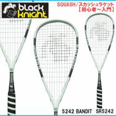 ブラックナイト スカッシュラケット 5242 BANDIT/SR5242