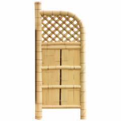 袖垣 竹垣 幅70cm 天然竹使用 玉袖垣