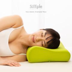 枕 まくら 低反発枕 洗える 低反発まくら 抗菌防臭加工 加齢臭対策 ニオイ対策 低反発ピロー SLEEple スリープル Dewash Pillow デウォッ